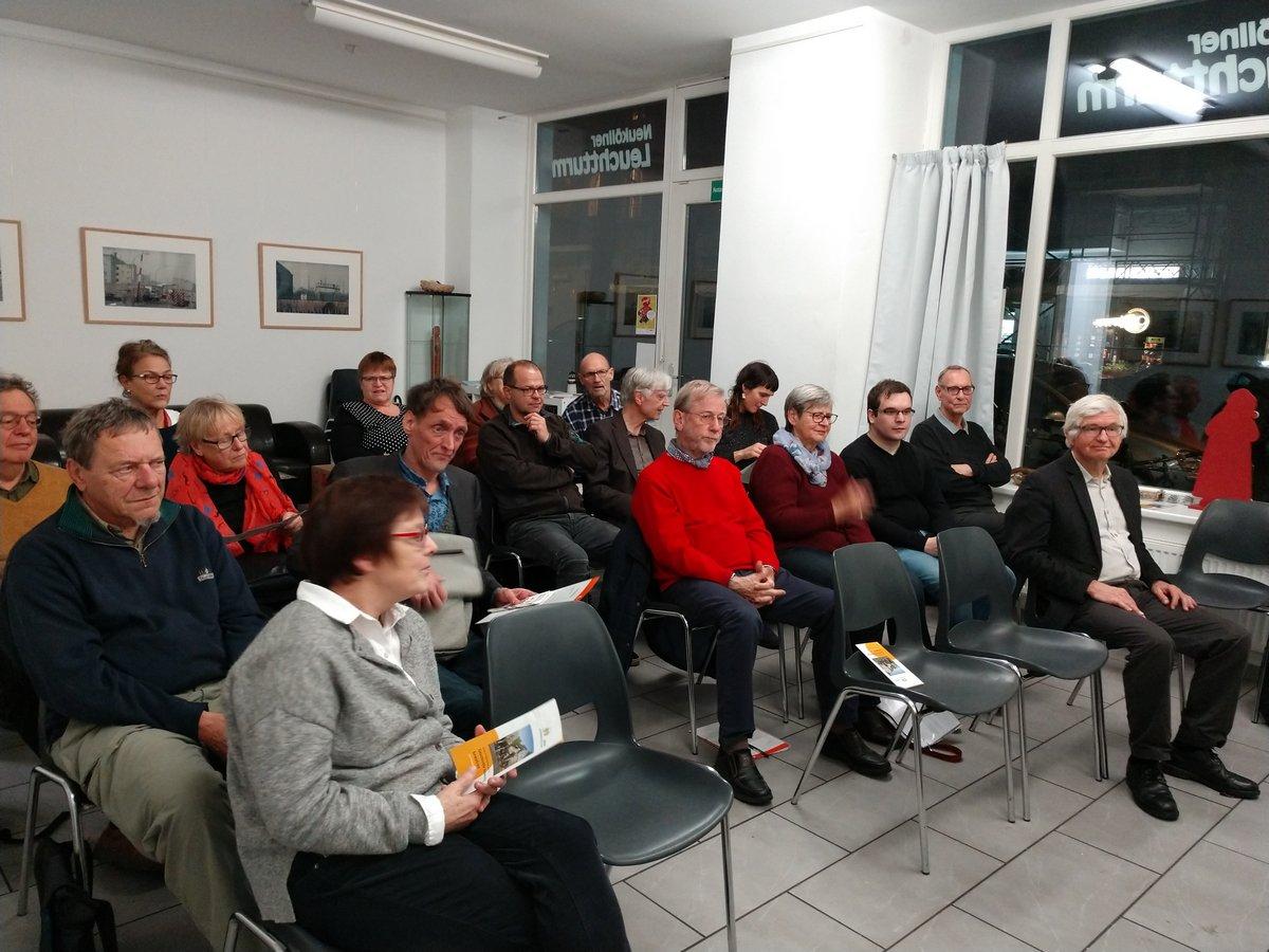 Publikum der N+Stifterversammlung