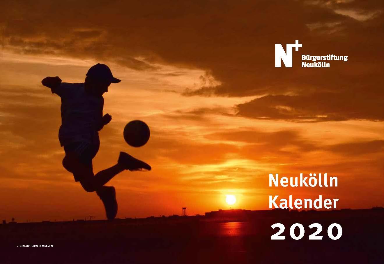 N+Neukölln Kalender 2020