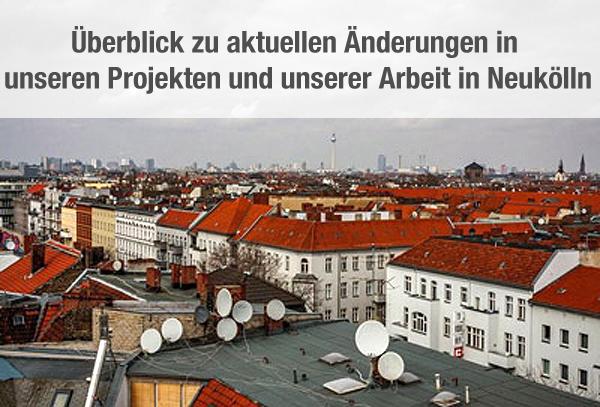 Bild: Blick über die Dächer Neuköllns